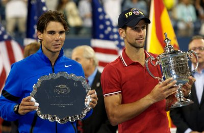 Federer made No. 1 seed for U.S. Open