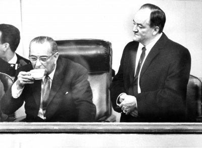 Tapes say LBJ suspected Nixon of treason