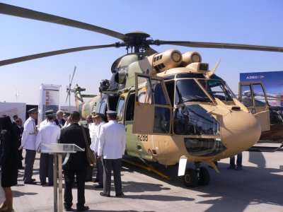 Air show nets $54 million in orders for Airbus Helicopter subsidiary