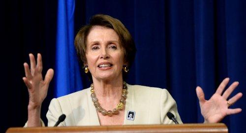 Pelosi ties VA action to unemployment insurance