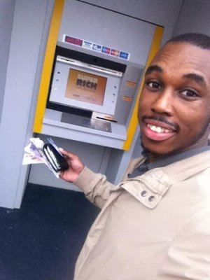 Video: ATM stunt gives out more than $16,000