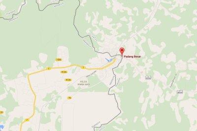 Mass grave found at Thai human trafficking camp