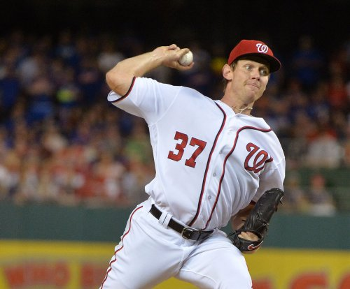 Stephen Strasburg stays perfect at 13-0 after Washington Nationals' 5-1 win