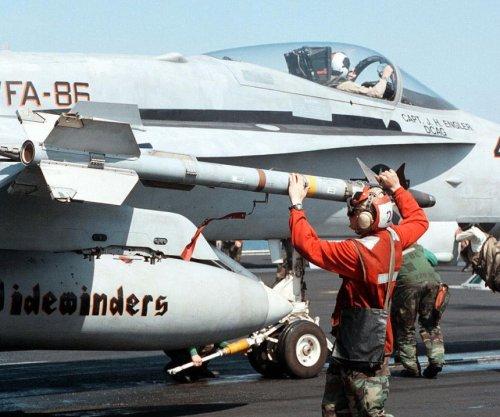 South Korea seeks Sidewinder and Maverick missiles from U.S.