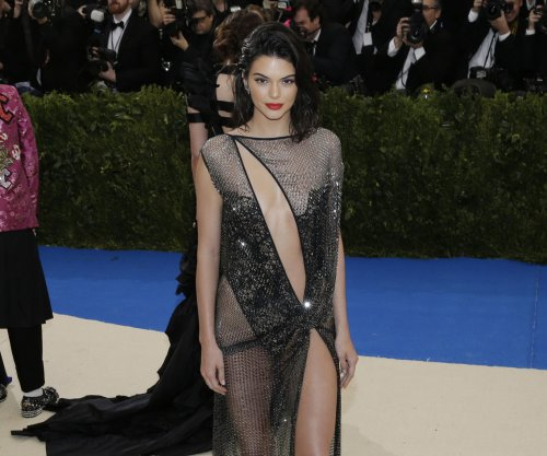 Met Gala 2017: Kendall Jenner stuns in barely there dress