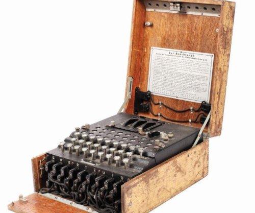 World War II-era Enigma code-breaking machine auctioned for $51,500
