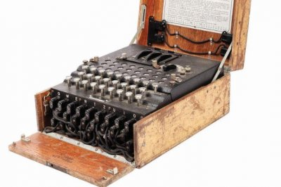 World War II-era Enigma code-breaking machine auctioned for $51,500