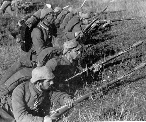 On This Day: WWI's First Battle of the Marne begins
