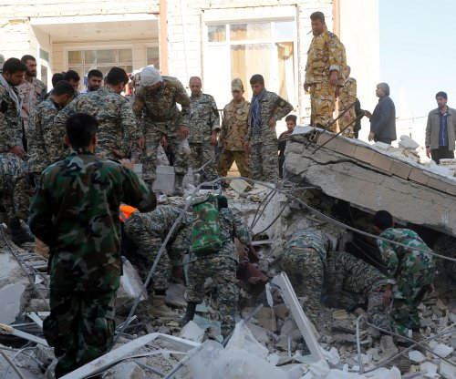 Iran earthquake: Death toll soars to more than 450