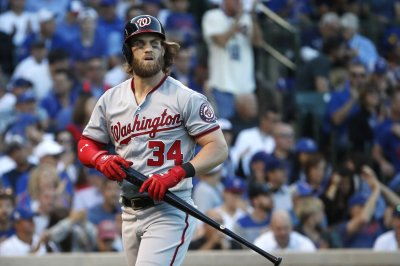 Washington Nationals: Bryce Harper may be in line for extension