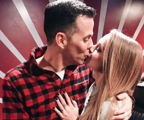 Steve-O engaged to girlfriend Lux Wright: 'I'm so happy'