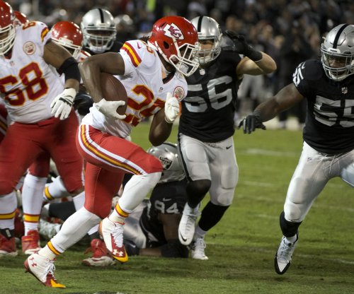 Jamaal Charles among RBs to visit New Orleans Saints