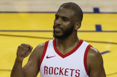 Rockets get Paul back vs. Clippers