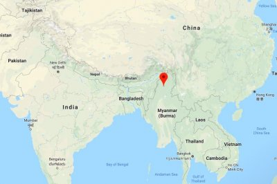 At least 54 feared dead in landslide at Myanmar jade mine