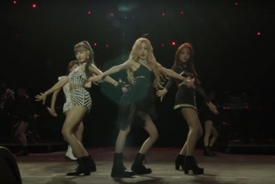 Black Pink shares video of Coachella 2019 performance