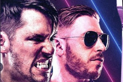 AEW Dynamite: Best Friends, Miro collide in Arcade Anarchy match
