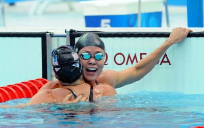 Olympic Medal: W Swim 100 Back