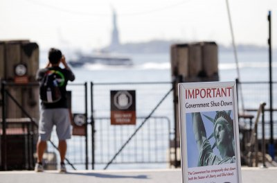 Statue of Liberty, Grand Canyon to reopen Saturday