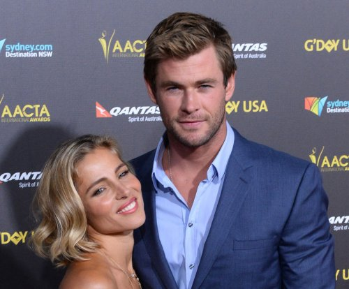 Chris Hemsworth says wife Elsa Pataky is 'the greatest thing'