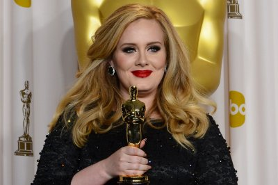 Adele's 'Hello' is No. 1 on the U.S. record chart for a seventh week