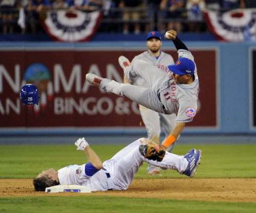 MLB drops suspension against Los Angeles Dodgers' Chase Utley
