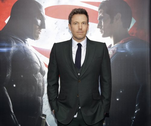 Ben Affleck on upcoming solo Batman film: 'I have a script, we're still working on it'