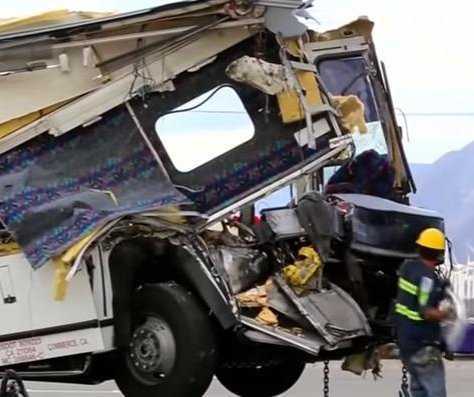 SoCal bus owner faced negligence lawsuits before crash that killed 13