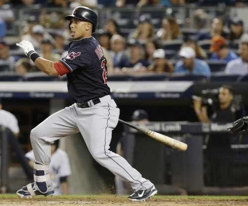 Cleveland Indians OF Michael Brantley not close to being ready to play