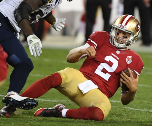 Former San Francisco 49ers QB Blaine Gabbert to sign with Arizona Cardinals