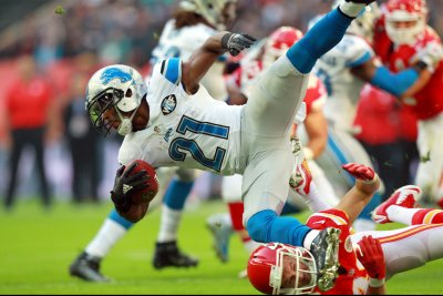 Detroit Lions planning 'feature role' for RB Ameer Abdullah