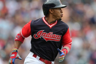 Cleveland Indians' hot streak hits eight with win over Detroit Tigers