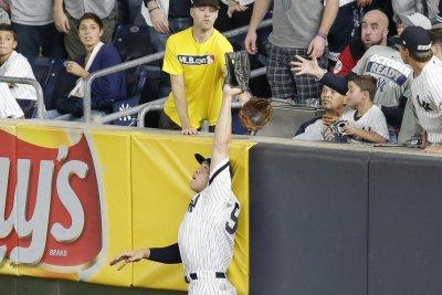Aaron Judge: New York Yankees OF robs home run in ALDS win