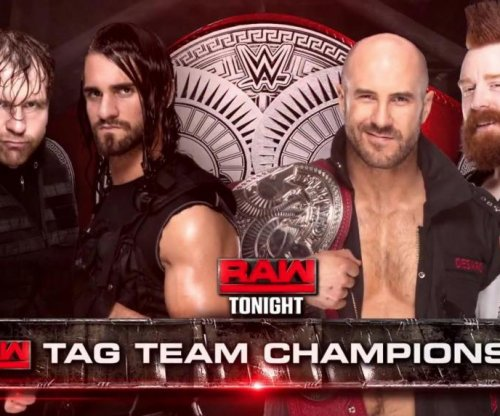 WWE Raw: The Shield battle for Tag titles, Roman Reigns faces Jason Jordan