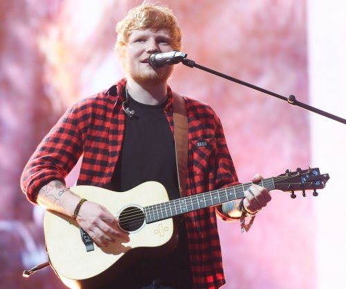 Ed Sheeran's 'Divide' album reaches 1 million sold