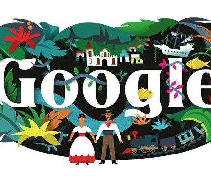 Google honors author Gabriel Garcia Marquez with new Doodle