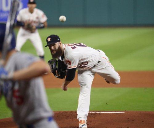 Keuchel, Houston's other ace, faces Rangers