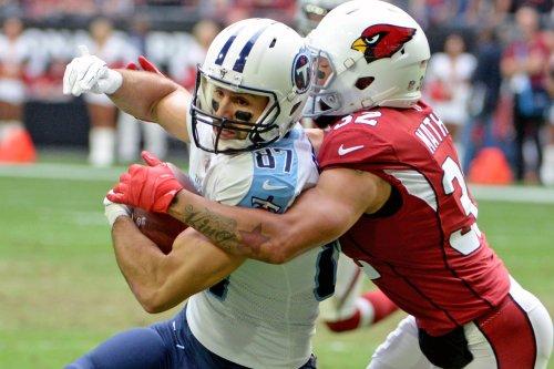 Free agent WR Decker has eyes on Patriots