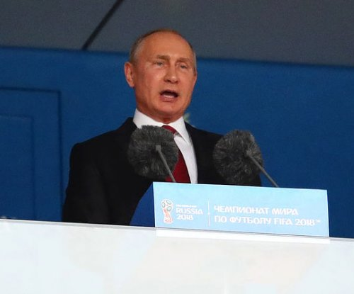 World Cup: Putin reinforces support for Russia, will attend final match