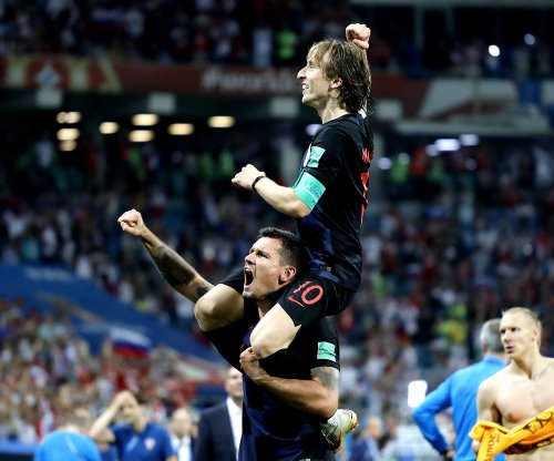 World Cup: Croatia captain Luka Modric wins Golden Ball