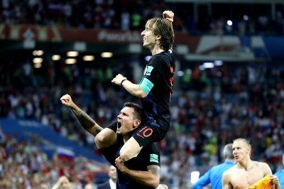 World Cup: Croatia captain Luka Modric wins Golden Ball