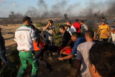 Israel bracing for escalated violence at the Gaza border