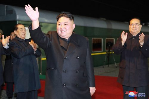 North Korea launches two projectiles into Sea of Japan