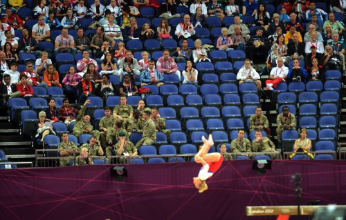 Additional tickets released for Olympics