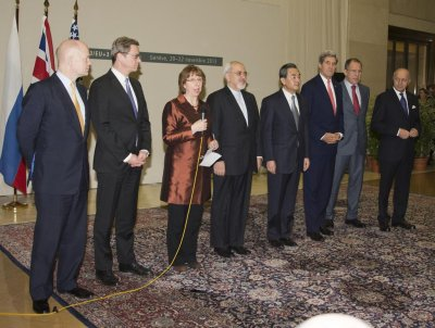 "Start of third round of Iranian nuclear talks both ""detailed and substantial"""