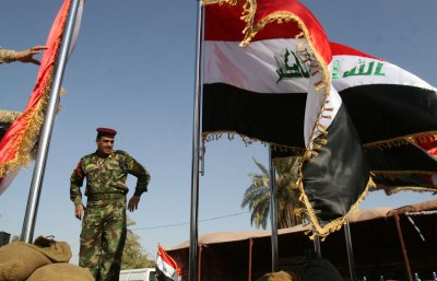 Baghdad denounces Kurdish oil raids