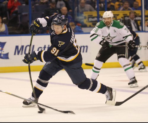 St. Louis Blues, Jake Allen shut down Dallas Stars