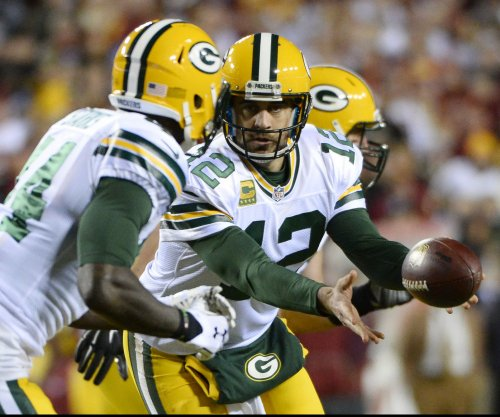 Green Bay Packers beat Washington Redskins to advance