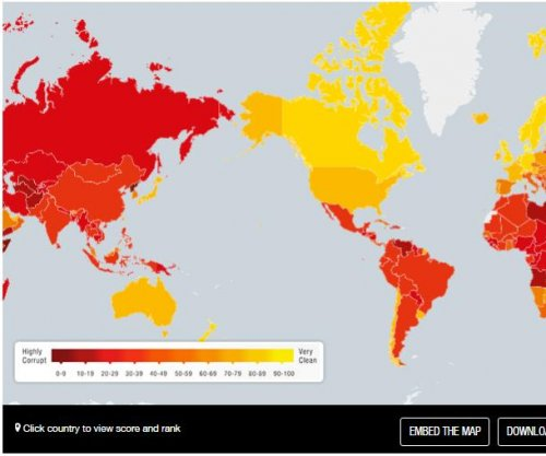 Brazil, Turkey rise most in 2015 Corruption Index