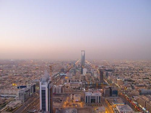 Saudi Arabia credit rating downgraded