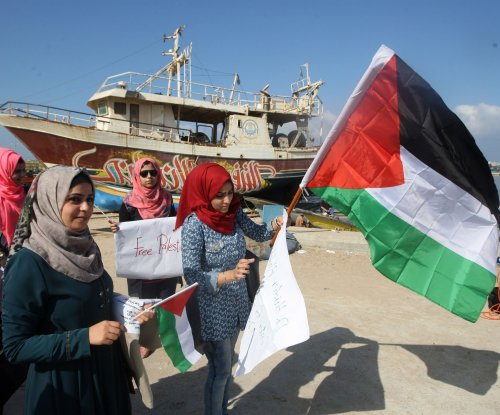 All-female, pro-Palestinian flotilla headed to Gaza; Israel ready to intercept
